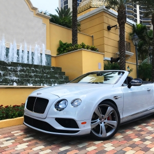 Bentley Rental Miami
