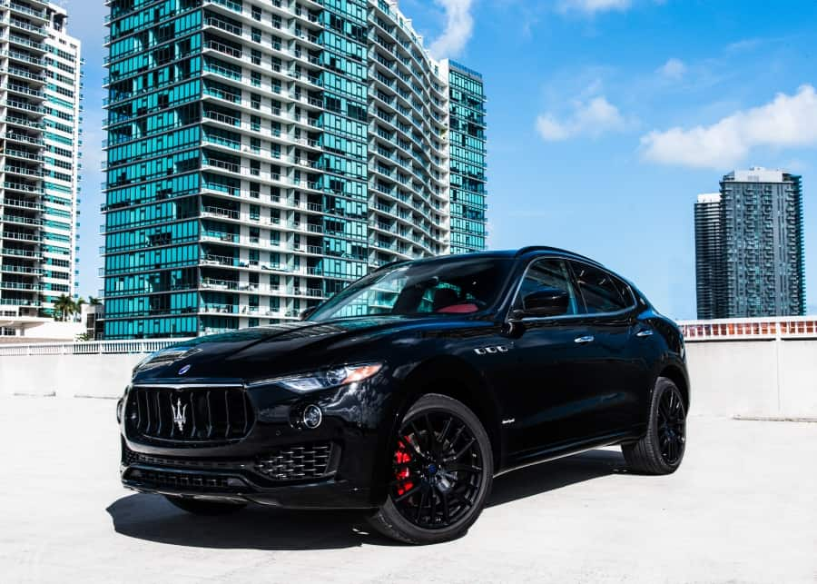 Maserati Levante Rental Miami
