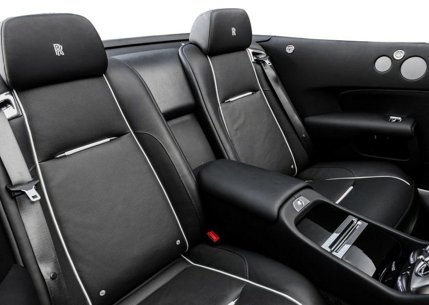 Rent Rolls Royce Dawn