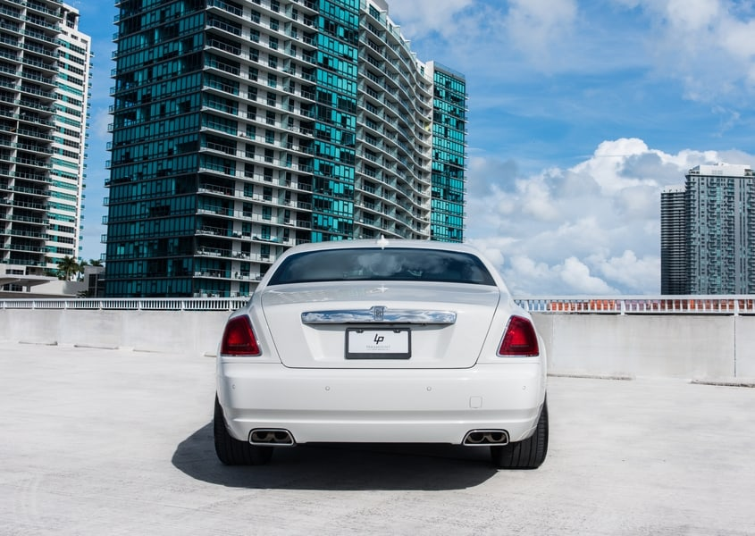 Rent a Rolls Royce Ghost