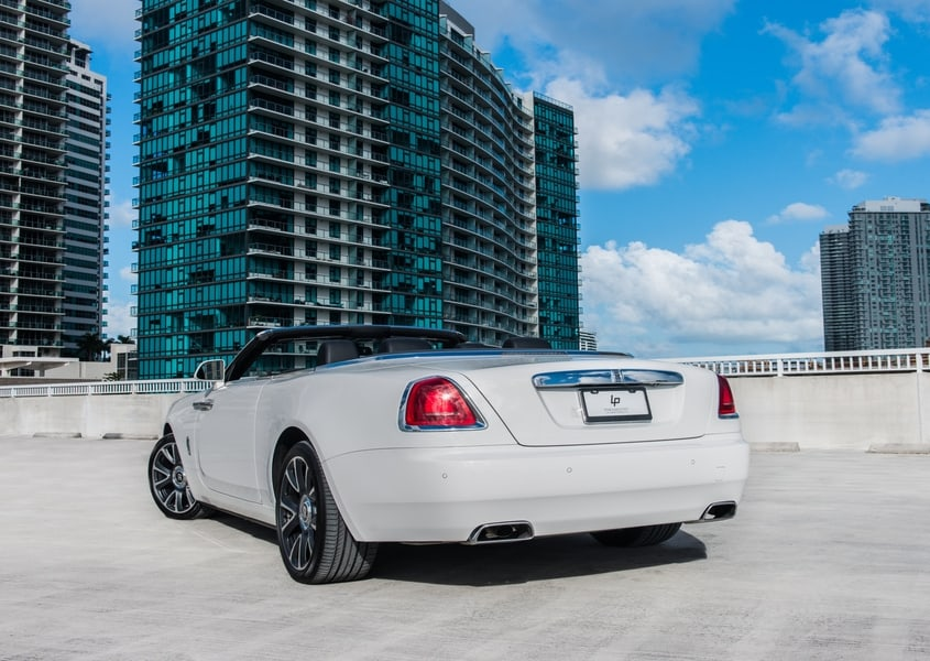 Rolls Royce Dawn price