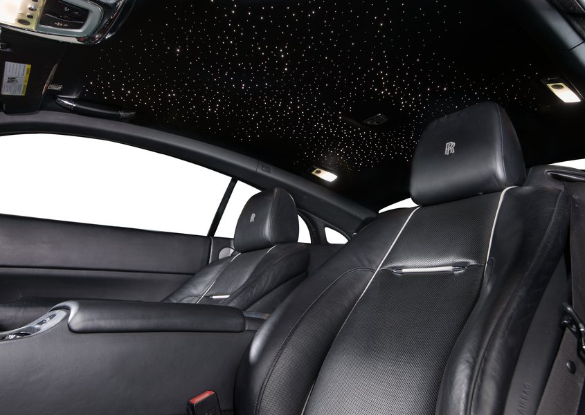 Rolls Royce Wraith for rent in Miami Beach