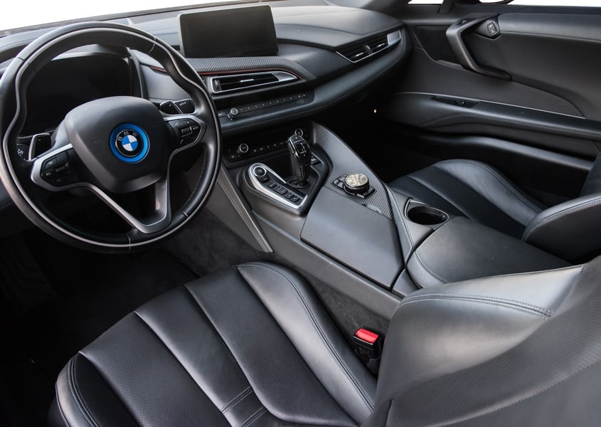 bmw i8 for rent